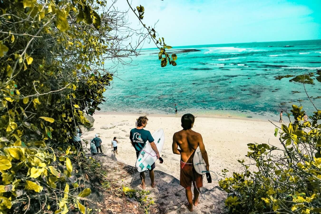 Uluwatu the place to be in Bali