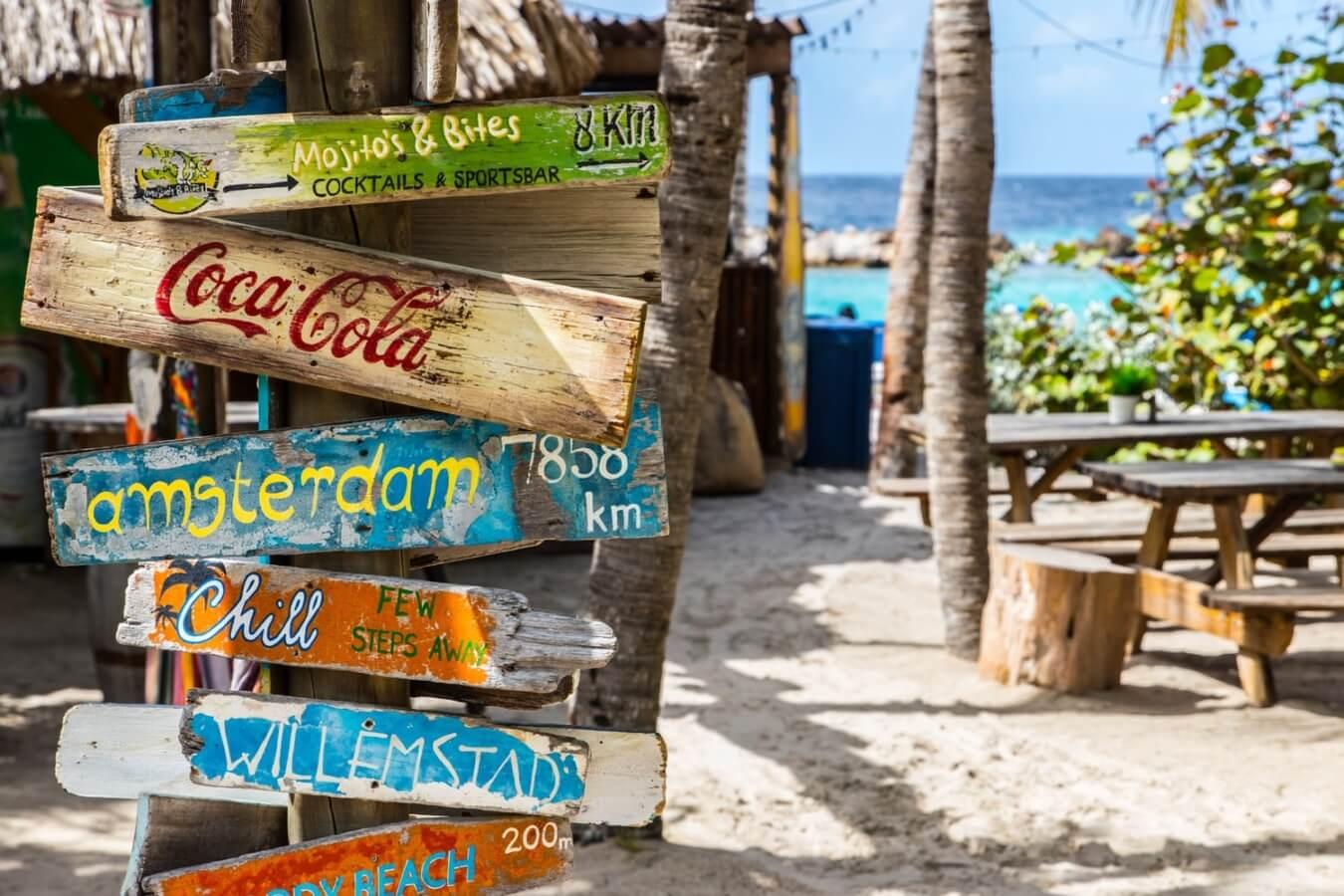 blog stage lopen op Curaçao