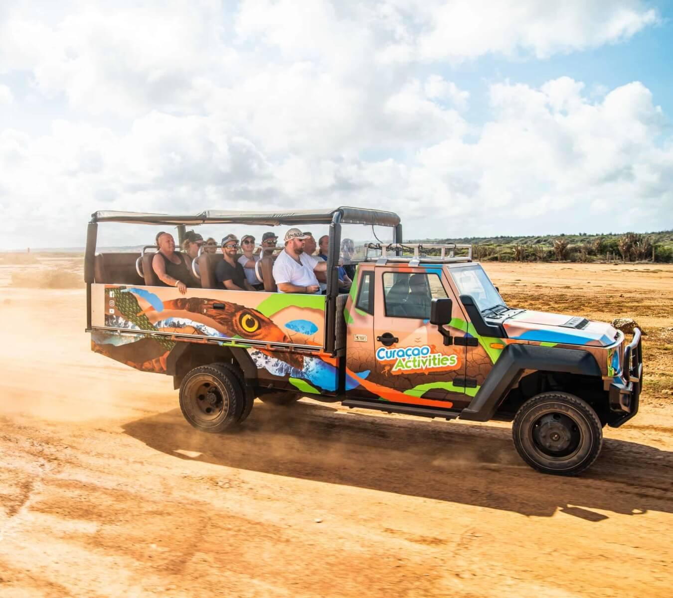 tourism internship in Curaçao