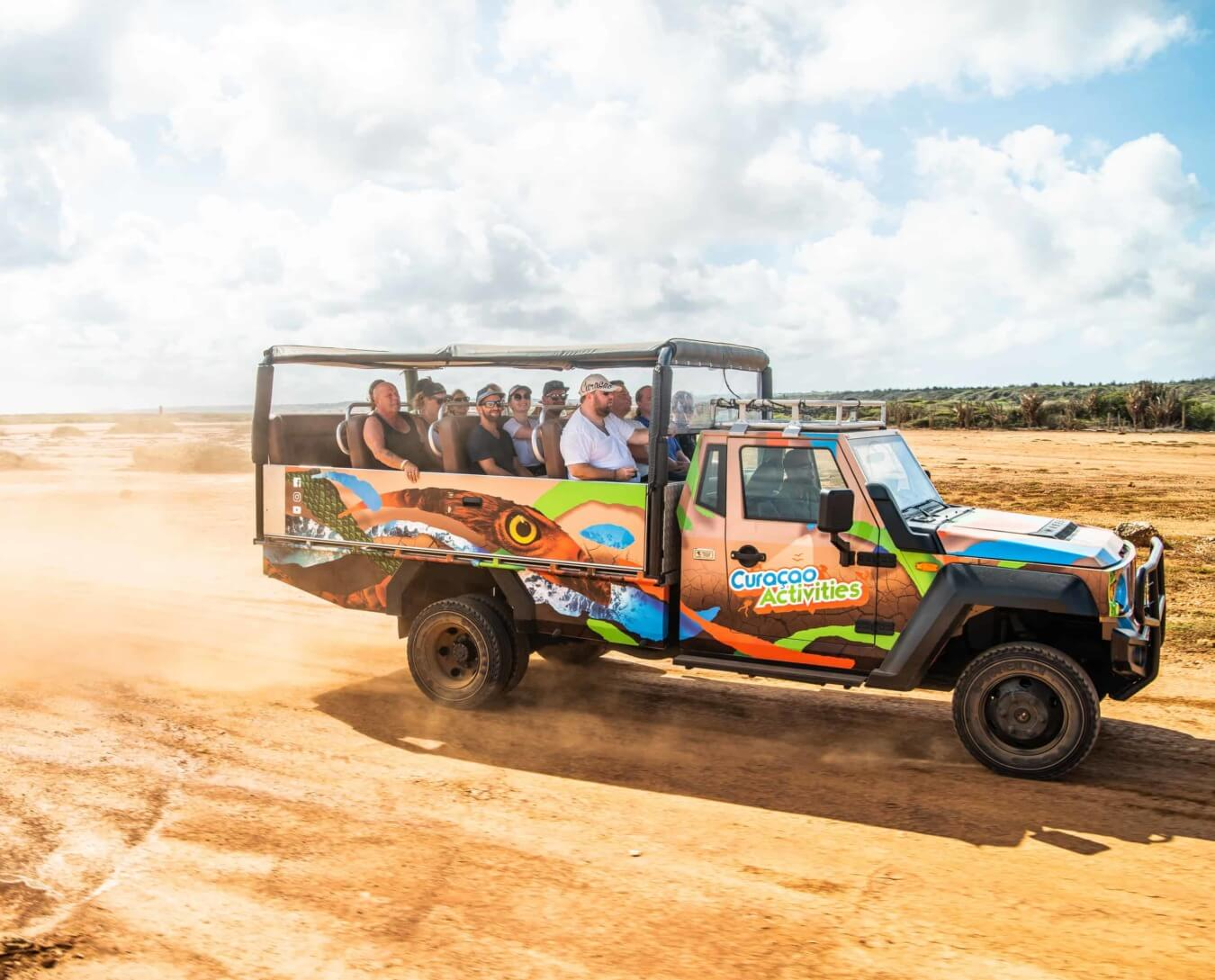 stage curaçao toerisme