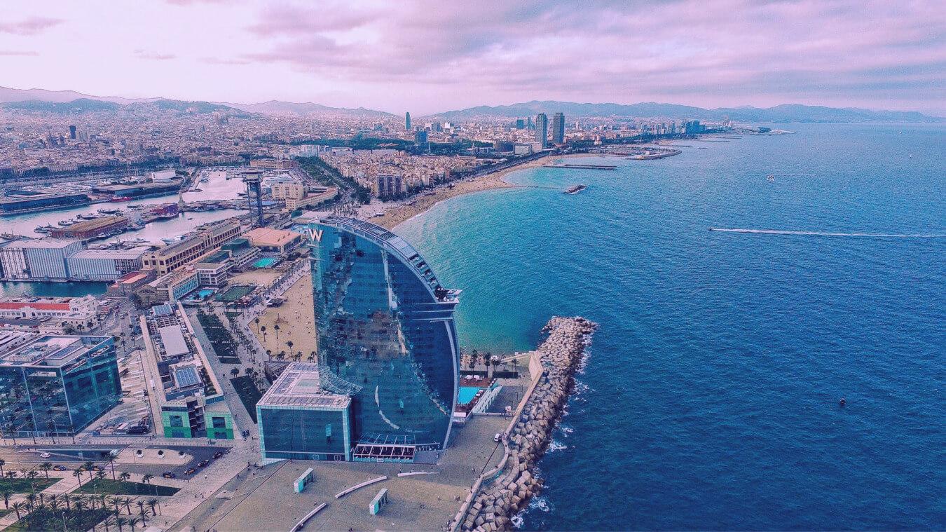 buitenland stage barcelona