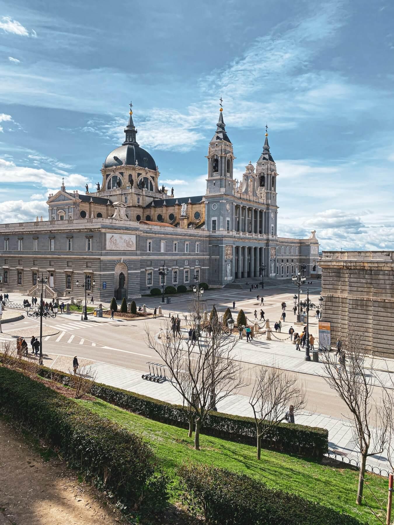 Internship Madrid Abroad